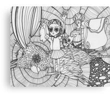 Adventures in Dreams Canvas Print