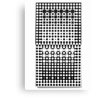 Touri-R by Victor Vasarely Canvas Print
