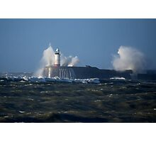 25th Storm Photographic Print