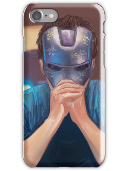 Man in the Iron Mask by Mari Gusmão