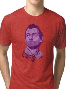 Team Venkman Tri-blend T-Shirt