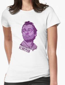 Team Venkman Womens Fitted T-Shirt