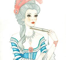 Marie Antoinette by horikati