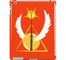 Conquer Death iPad Case/Skin