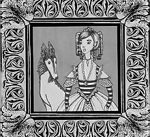 Princess Isabella by horikati