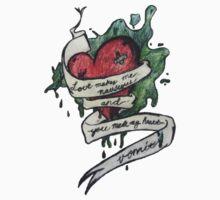 heart vomit. by Jessica Garcia