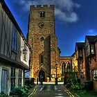 Tonbridge Parish Church by Hovis