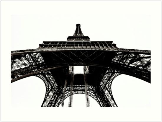 Structural Eiffel by Arkadiy Chernov