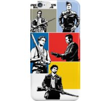 Inglorius Bastards Movie Poster iPhone Case/Skin