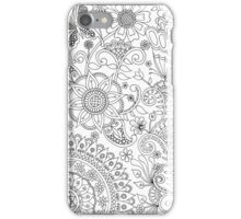 Doodled Dreams iPhone Case/Skin