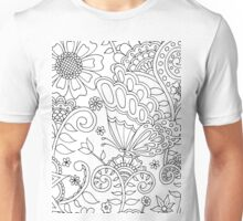 Doodled Dreams Unisex T-Shirt