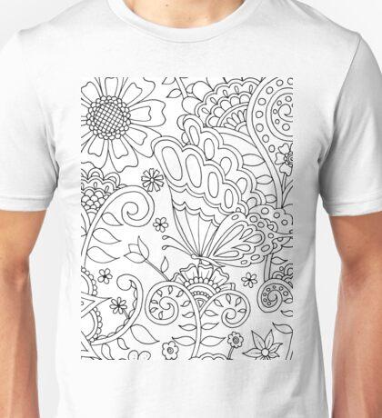 Doodled Dreams Unisex T-Shirt