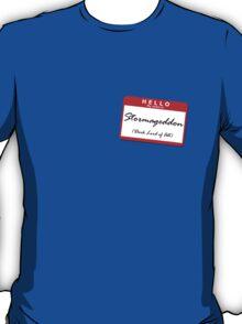 Stormageddon T-Shirt