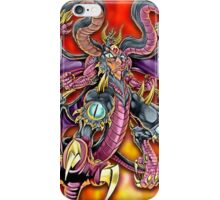 Yubel-The Ultimate Nightmare - Yugioh! iPhone Case/Skin