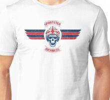 Sportster Sickness - Custom UK Unisex T-Shirt