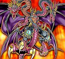 Yubel-The Ultimate Nightmare - Yugioh! by GMAnubisRB