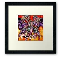 Yubel-The Ultimate Nightmare - Yugioh! Framed Print