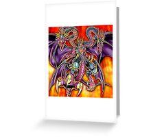 Yubel-The Ultimate Nightmare - Yugioh! Greeting Card