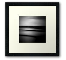 The Constancy of Waves Framed Print