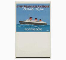 Vintage poster - France Kids Tee