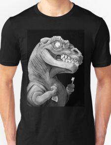 Nirvana Ink Dinosaur Illustration T-Shirt