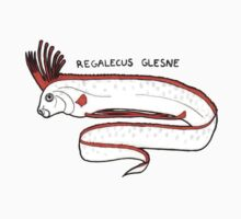 Giant Oarfish (Regalecus glesne) Kids Clothes
