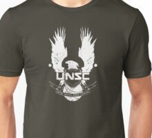UNSC Logo White Unisex T-Shirt