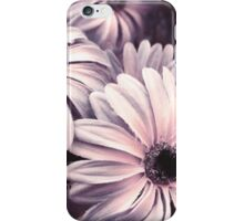 Purple flowers iPhone Case/Skin