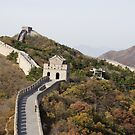 Great Wall of China by Braedene