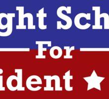 Dwight Schrute for President Sticker
