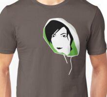 hooded stare Unisex T-Shirt