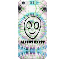 aliens exist. iPhone Case/Skin