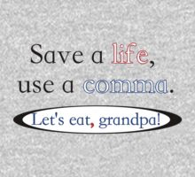Use a comma One Piece - Long Sleeve