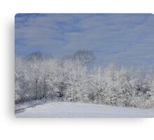 Christmas Card Collection #5 Canvas Print