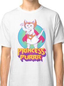 Princess of Purrr Classic T-Shirt