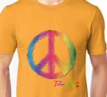 Uber Peace Unisex T-Shirt