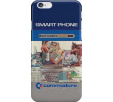 Commodore Smart Phone iPhone Case/Skin