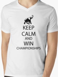 Keep Calm and win National Championships T-Shirt