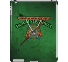 Heroes in a half shell - iPad Case iPad Case/Skin