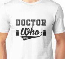 DOCTOR WHO EST. 1963 Unisex T-Shirt