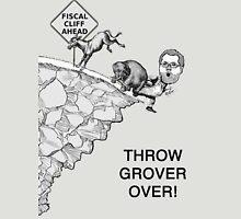 Throw Grover Over T-Shirt Unisex T-Shirt