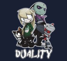 Duality Mains by AylaStarDragon