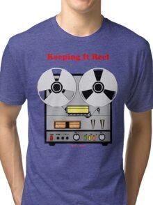 Keeping It Reel Tri-blend T-Shirt