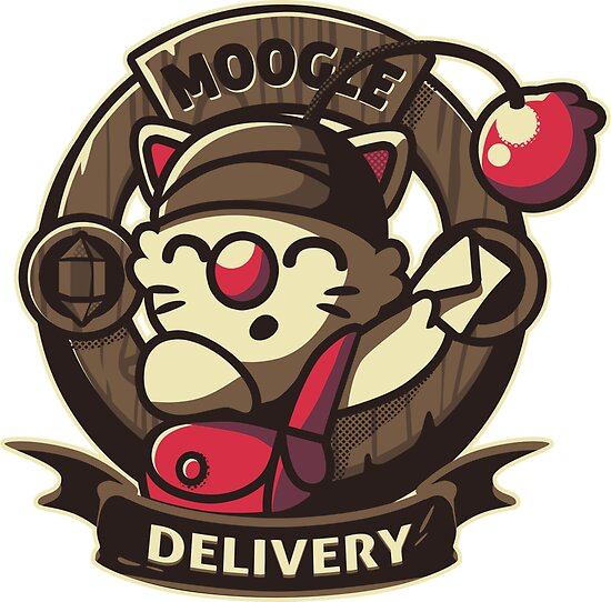 Moogle Delivery by otzee