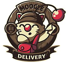 Moogle Delivery Photographic Print