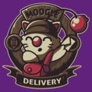 Moogle Delivery by otzee