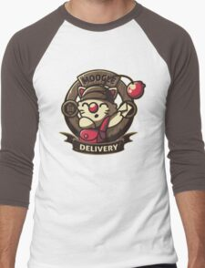 Moogle Delivery Men's Baseball ¾ T-Shirt