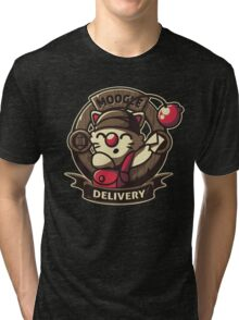 Moogle Delivery Tri-blend T-Shirt
