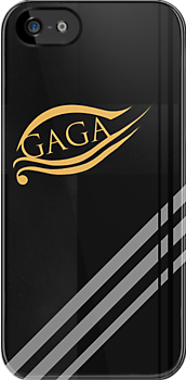 "GAGA ""Judas"" iCase by Image6"