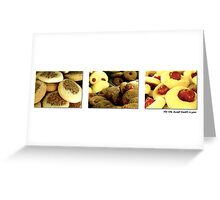 For the sweet tooth Greeting Card